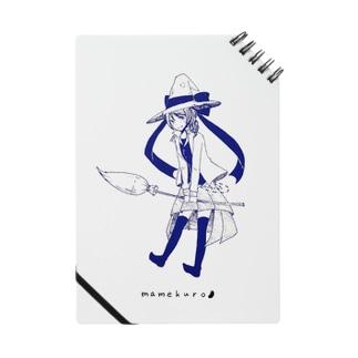 イラスト(魔女) Notes