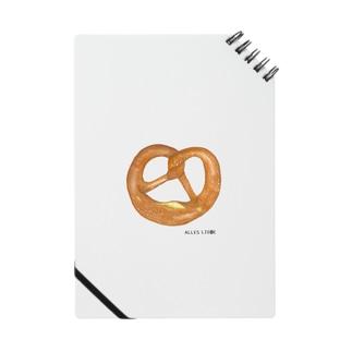 プレッツェル Notes
