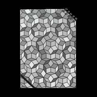 Miyanomae Manufacturingのペンローズモザイク Notes