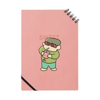 SWEETなぼく Notes