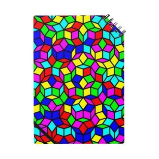ペンローズモザイク(カラー) Notes