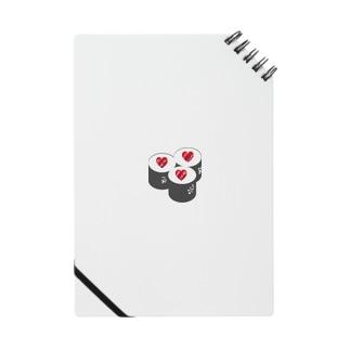 巻き寿司🍣&Heart Notes