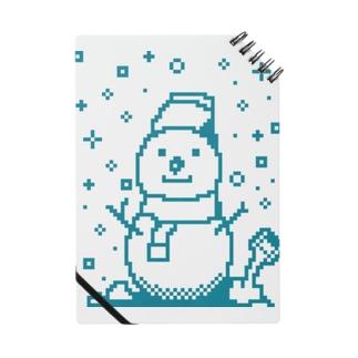 雪だるま Notes