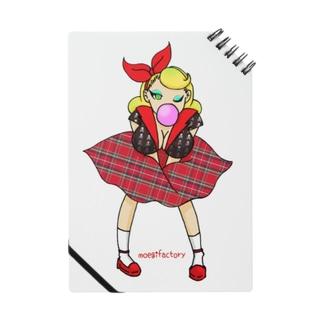 ロカビリーガールⅡ【red】 Notes