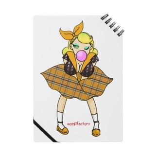 ロカビリーガールⅡ【orange】 Notes