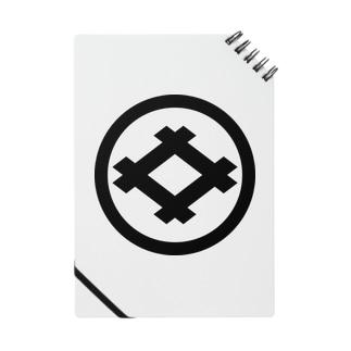 丸に井桁 Notes
