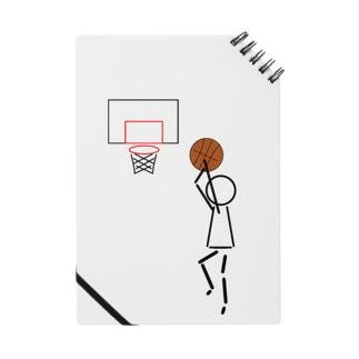 シュールなバスケくん Notes