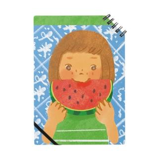 スイカ Notebook