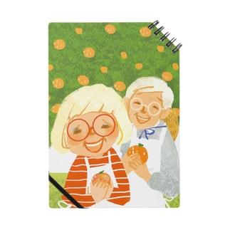 みかん夫婦 Notebook