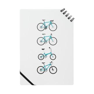 自転車セット Notebook