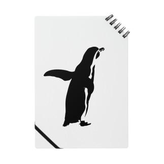 ペンギンシルエット Notes