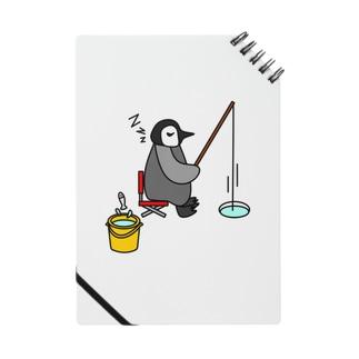 フィッシングペンギン Notes