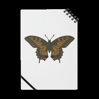 犬田猫三郎のアゲハ蝶 Notes