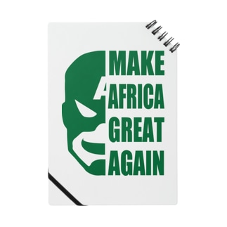 MAKE AFRICA GREAT AGAIN Notes
