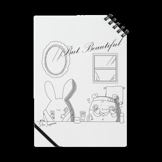 BabyShu shopのBut Beautifulシリーズ Notes