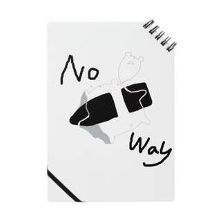 BabyShu shopのNo Way Notes