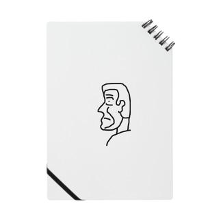 横顔さん Notes