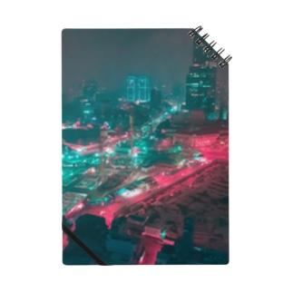 ベトナム夜景 Notes