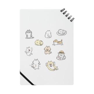 ねこまみれ Notes