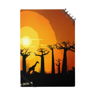 BAOBAB -MAMA AFRICAN SERIES- Notes