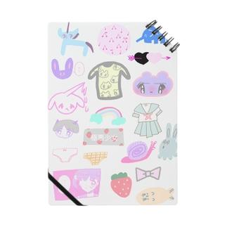 メルヘン活動 Notes