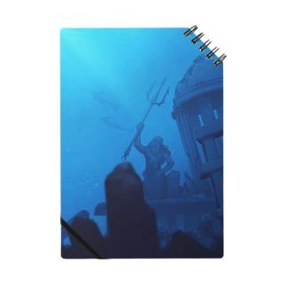 海底 Notes