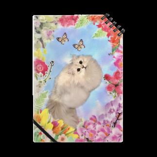 Bebe SHOPのお花と猫 Notes