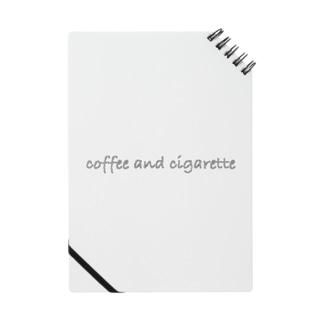 珈琲と煙草 Notes