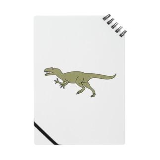 アロサウルス Notes