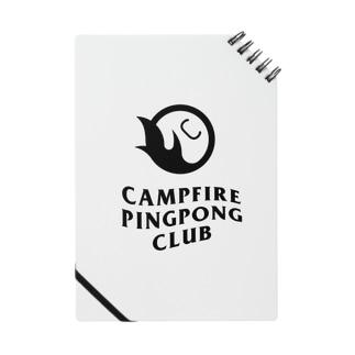 CAMPFIRE PINGPONG CLUB Notes