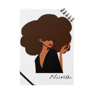 Niinaのグッズ作りました! Notes