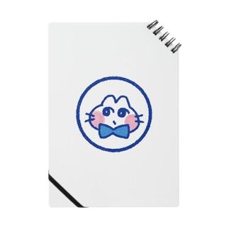 おすましねこブルー Notes