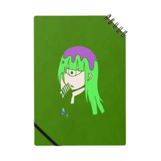 緑単眼 Notes