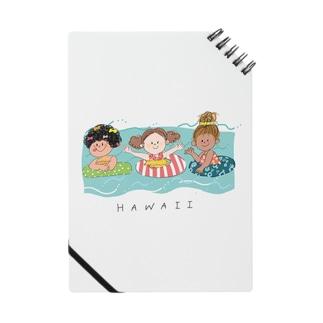 ハワイ Notes