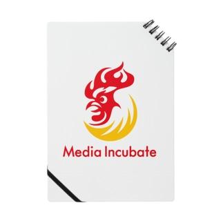 メディアインキュベートストア Notes