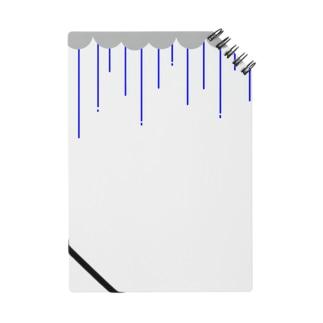 雨の日(青) Notes