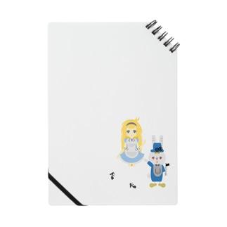 アリス&ホワイトラビット Notes