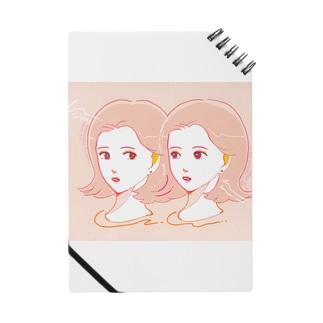 pink girls Notes
