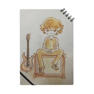 ギター・boy Notes