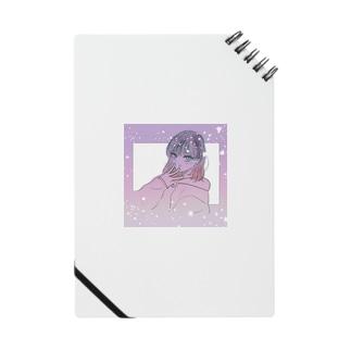 キラキラ 女の子 Notes