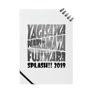 YagiNaraFuji SPLASH!! 2019 Notes