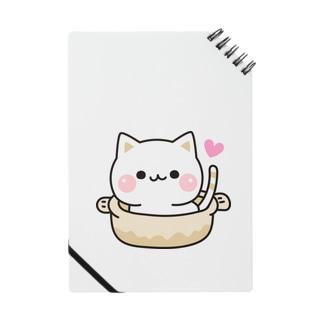 気づかいのできるネコ ねこ鍋 Notes