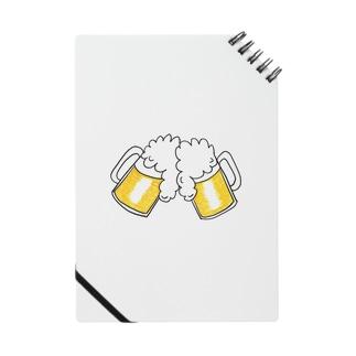 乾杯ビール Notes
