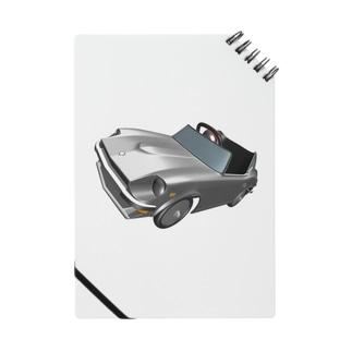 240Z ペダルカー2 Notes