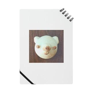 くまちゃんクリームパン Notes