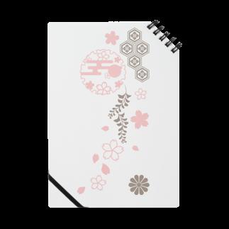 ジャパニーズスタンダードの枝垂れ桜 Notes