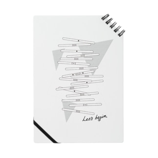 LET'S STICKS Notes