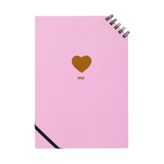 いちごチョコハート Notebook