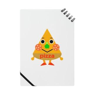 miaのピザくん Notebook