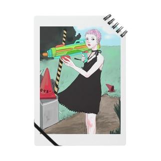 水鉄砲ガール Notes
